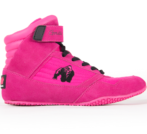 Gorilla Wear High Tops - Roze