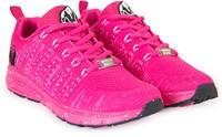 Brooklyn Knitted Sportschoenen - Roze/Wit-2
