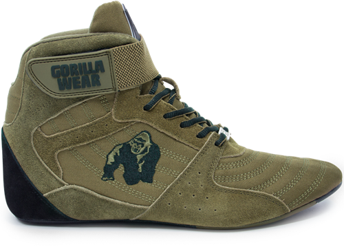 Perry High Tops Pro - Legergroen - EU 36