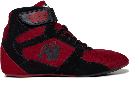 Perry High Tops Pro - Red/Black