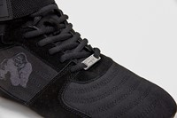 Perry High Tops Pro - Black/Black - Detail