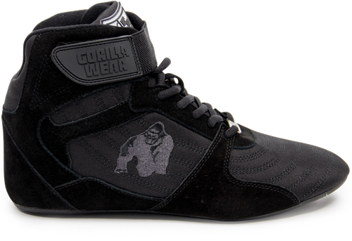 Perry High Tops Pro - Zwart/Zwart - EU 36