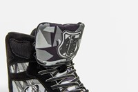 Perry High Tops Pro - Black/Gray Camo - Detail