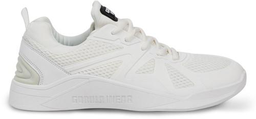 Gorilla Wear Gym Hybrids - White