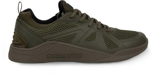 Gorilla Wear Gym Hybrids - Groen
