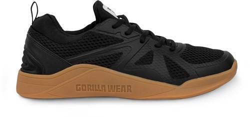 Gorilla Wear Gym Hybrids - Zwart/Bruin