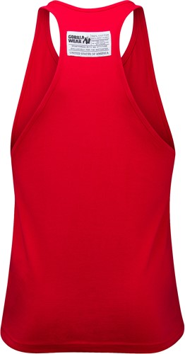 Classic Tank Top - Rood-2