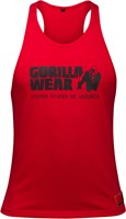 Classic Tank Top Red