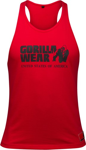 Classic Tank Top - Rood