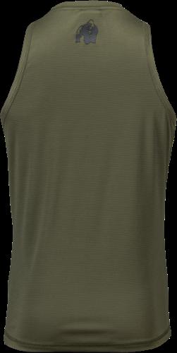 Branson Tank Top - Legergroen/Zwart -2