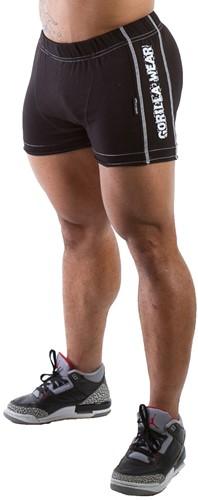 Hotpants heavy shorts zwart