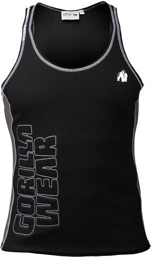 Dunellen Tank Top Black/Gray