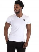 Essential V-Hals T-Shirt - Wit