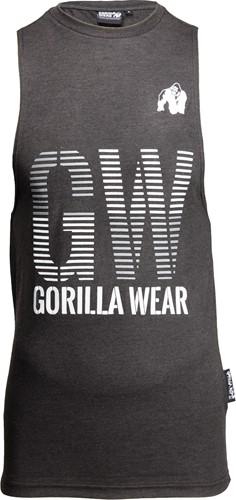 Dakota Mouwloos T-shirt - Grijs