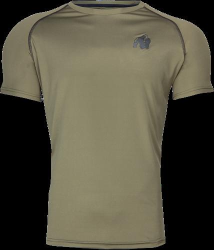 Performance T-shirt - Legergroen