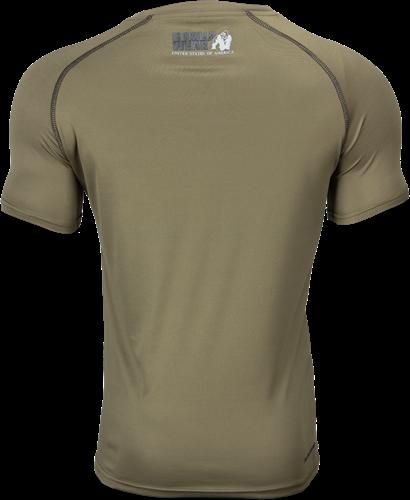 Performance T-shirt - Army Green-2