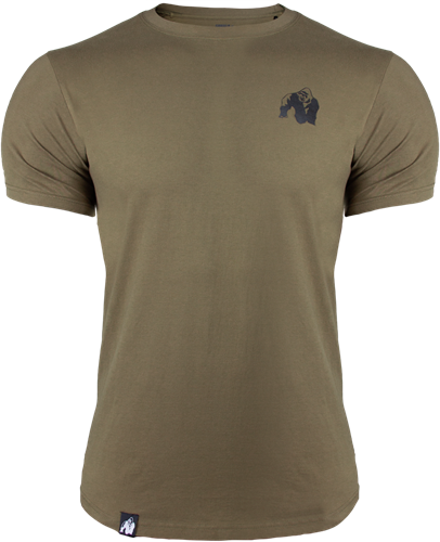 Bodega T-Shirt - Legergroen