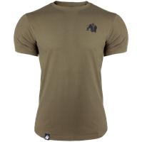 Detroit T-shirt - Legergroen