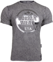 Rocklin T-shirt - Grijs
