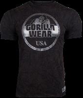 Rocklin T-shirt - Black