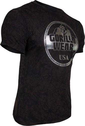 Rocklin T-shirt - Black-3