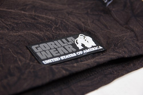 Rocklin T-shirt - Black - Detail