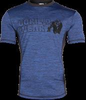 Austin T-shirt - Marineblauw/Zwart