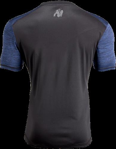 Austin T-shirt - Marineblauw/Zwart-2