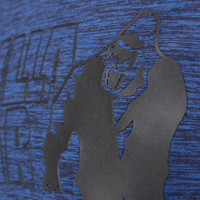 Austin T-shirt - Marine/Zwart-3