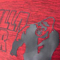 Austin T-shirt - Rood/Zwart-3