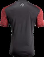 Austin T-shirt - Rood/Zwart-2