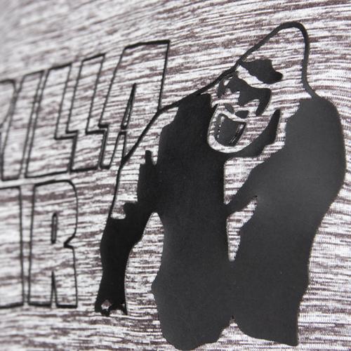 Austin T-Shirt - Grijs/Zwart-3