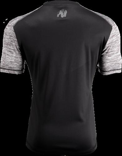 Austin T-Shirt - Grijs/Zwart-2