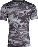 Kansas T-shirt - Black/Gray Camo