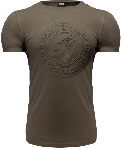 San Lucas T-shirt - Legergroen