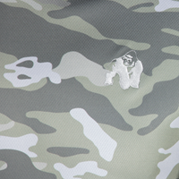 Kansas T-shirt - Army Green Camo-3