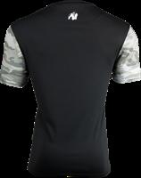 Kansas T-shirt - Legergroen Camo-2