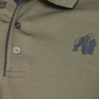 Forbes Polo - Army Green-3