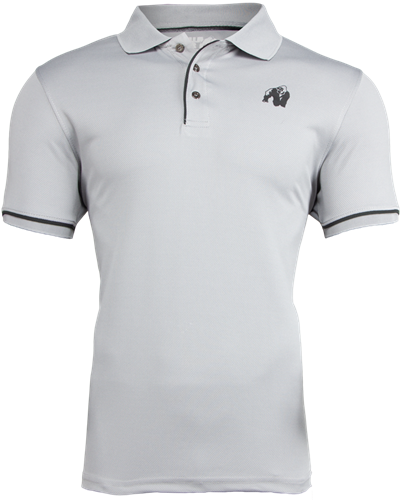 Forbes Polo - Gray