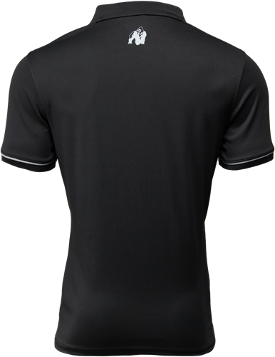 Forbes Polo - Black-2