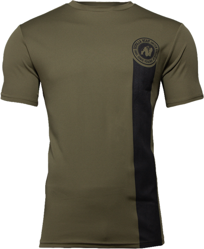 Forbes T-shirt - Army Green