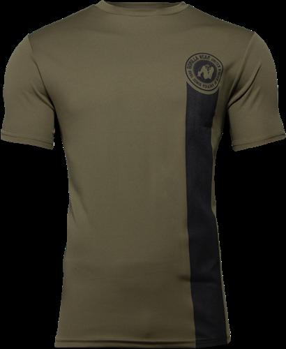 Forbes T-shirt - Legergroen - M