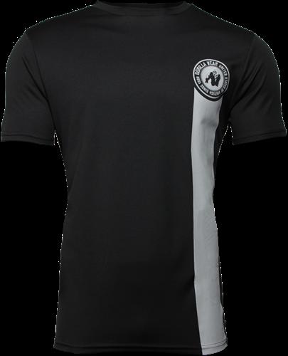 Forbes T-shirt - Zwart - 4XL