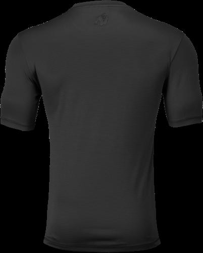 Branson T-Shirt - Zwart/Rood-2