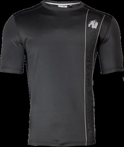 Branson T-shirt - Zwart/Grijs - 5XL