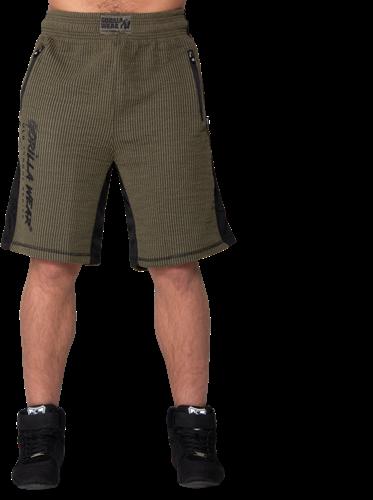Augustine Old School Shorts- Legergroen