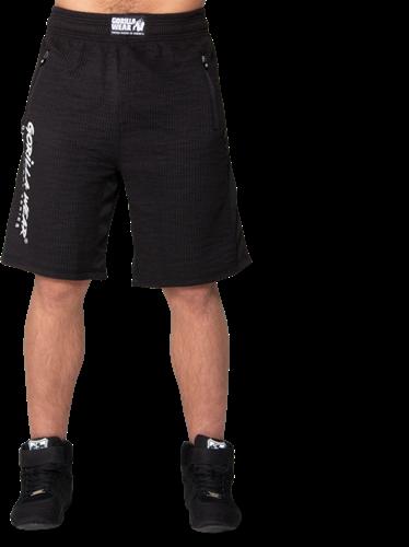 Augustine Old School Shorts - Zwart