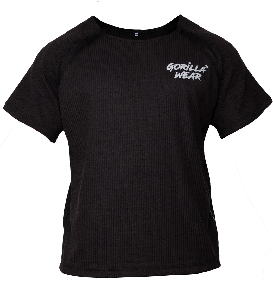Augustine Ragtop GORILLA WEAR T-Shirt de Musculation Haut dentra/înement Old School Homme