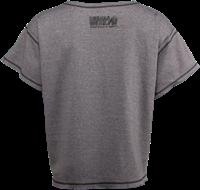 Sheldon Workout Top - Gray-2