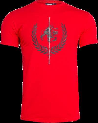 Rock Hill T-shirt - Rood